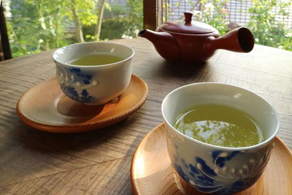 箱根茶 勝俣苑 三島市のお茶屋さん
