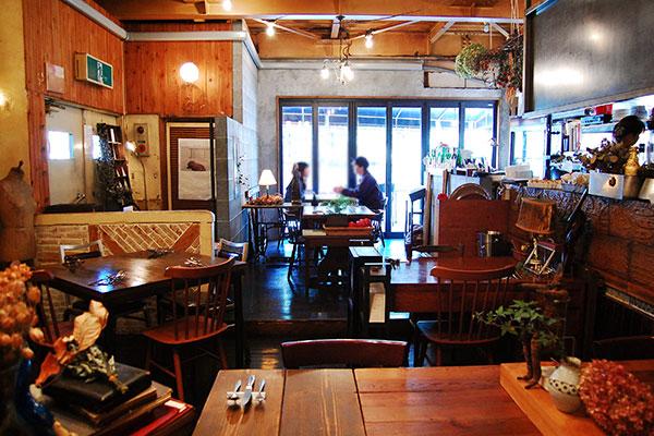 ディレッタントカフェ(三島市のイタリアンカフェ)