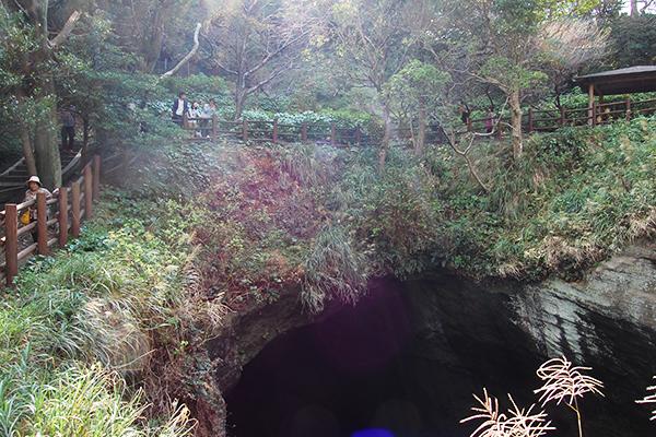 堂ヶ島天窓洞|青の洞窟