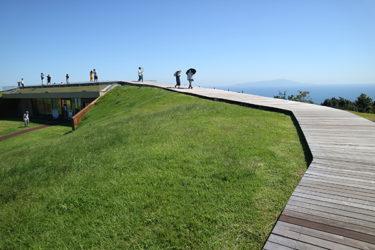 小室山リッジウォークMISORA|伊東市|リフトで登れる空中公園